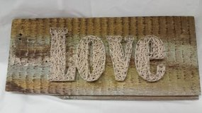 String Art - Love in Elgin, Illinois