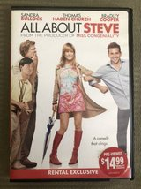 DVD All About Steve in Naperville, Illinois