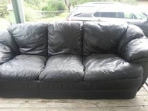 Leather Couch & Loveseat in Kingwood, Texas
