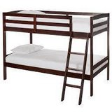 Dream on Me Taylor Twin Over Twin Bunk Bed (Espresso) - NEW in Box in Brookfield, Wisconsin