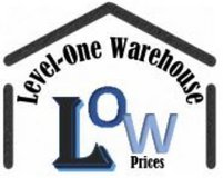 Level One Warehouse open to the public big savings on everything in Brookfield, Wisconsin