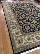 Large Wool Rug in The Woodlands, Texas
