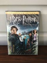 NEW IN BOX  Harry Potter and the Goblet of Fire DVD in Naperville, Illinois
