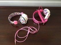 Colorful PB Teen Headphones for Girls in Bolingbrook, Illinois