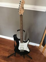 Electric Guitar with Amp in Bolingbrook, Illinois