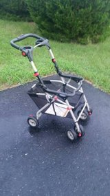 Graco Collapsible Stroller and babyseat in Quantico, Virginia