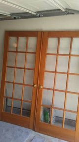 French Double Doors - Price Reduced - $300 in Camp Pendleton, California