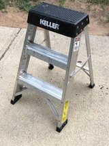Step ladder in Naperville, Illinois