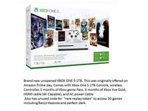 XBOX One S - 1 TB game System in Naperville, Illinois