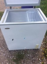 Small chest freezer in Spring, Texas