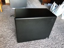 """miller & kreisel  mx-700 powered subwoofer """"awesome sound"""" in Tinley Park, Illinois"""