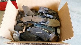 Boxes of New Brake Pads in Fort Lewis, Washington