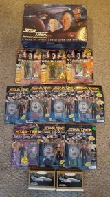 Star Trek Figures Ornaments Game in Chicago, Illinois
