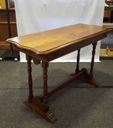 Beautiful Antique English Oak Refectory Table - Delivery Available in Tacoma, Washington