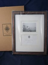 MARTIN ABORN Handfinished Wood Double Picture Frame 11 x 14 Photo Ital in Aurora, Illinois