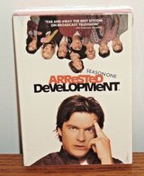 2/$1 NEW Arrested Development Season One DVD 3 Disc Box Set Comedy SEALED 1 First in Morris, Illinois