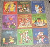 Vintage 1978 Lot of 9 Weekly Reader The Ready Set Grow Series Educational Books in Yorkville, Illinois