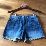 old navy girls jean shorts size 12 new without tags in Cincinnati, Ohio