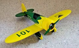 Spec Cast  1929 Travel Air Model R Airplane bank Oliver 1st in series in Lockport, Illinois