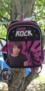 NWT Camp Rock Backpack with Coin Purse in Tacoma, Washington