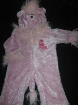 Plush Pink Poodle Costume size 12-18M ~*~* HAVE 2 FOR TWINS! in Tacoma, Washington