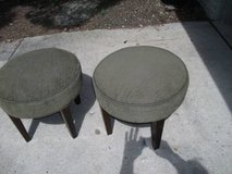 REDUCED ...SET OF OTTOMANS MINT...REDUCED in Bolingbrook, Illinois