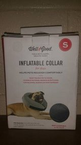Well & Good Inflatable Collar for Dogs and Cats, Small (T=46) in Fort Campbell, Kentucky