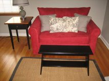 "Wood End Table - 20"" W x 20"" D x 26 1/4"" H in Oswego, Illinois"