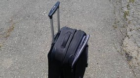 Two Medium Size Suitcases - $5 each in Fairfield, California