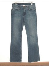 Womens 6  Lucky Brand DAYDREAM Low Rise Flare Denim Jeans in Morris, Illinois