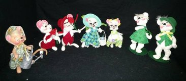 Annalee Mice $5 each in Chicago, Illinois
