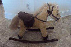 Plush Rocking Horse with Sounds in Wilmington, North Carolina