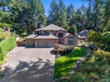 Great Home Adjoining Madrona Links Golf Course in Tacoma, Washington