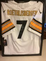 NFL Authentic Nike Autographed Ben Roethlisberger Jersey in Fort Lewis, Washington