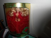 happy holiday barbie doll 1993 christmas special limited edition in Kingwood, Texas