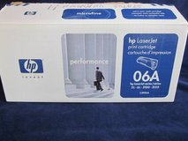 Genuine HP 06A Toner Cartridge Black - Opened in Box in Plainfield, Illinois