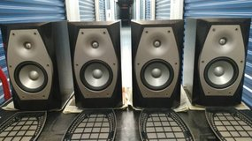 Infinity Interlude IL-10 Bookshelf speakers (Two Pair) in MacDill AFB, FL