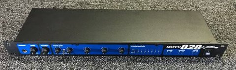 MOTU 828 Firewire Audio Interface in Oceanside, California