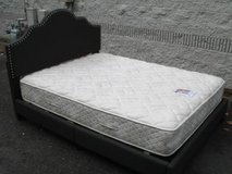 Queen Sized Bed - Delivery Available in Tacoma, Washington