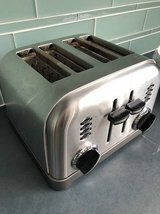 Cuisinart Metal Classic 4-Slice Toaster in Glendale Heights, Illinois