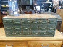 Green Metal Cabinet in Naperville, Illinois