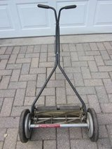 "GREAT STATES Reel Push Lawn Mower 16"" Blade USA ~ EXCELLENT in Lockport, Illinois"