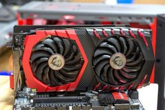 MSI RX 570 GAMING X 4GB Video Card PreOwned w/ Warranty in Lawton, Oklahoma