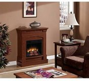 Classic Flame Electric Fireplace / Heater and Mantel - New! in Aurora, Illinois