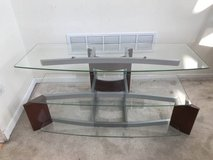 """Techcraft Three Level TV Stand for TVs up to 50"""" in Naperville, Illinois"""