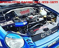 LOW MILE SUBARU ENGINE REPLACEMENT SPECIAL PARTS AND LABOR WRX 2.0 in Lake Elsinore, California
