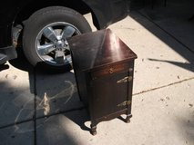 OLD WOOD CABINET / STORAGE BOX in Orland Park, Illinois