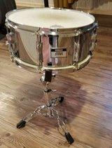 Yamaha Snare Steel 246 with stand in Bolingbrook, Illinois