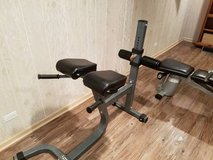 Keys Fitness Roman Chair in St. Charles, Illinois