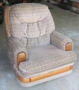 Very Comfortable Accent Chair - Swivel Rocker in Chicago, Illinois